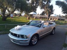 Arriendo Auto Para Matrimonios - Mustang Descapotable