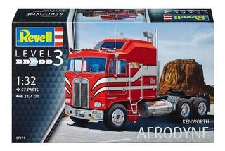 Revell 7671 Kenworth Aerodyne Escala 1/32 M
