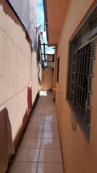 Casa Com 1 Dormitório À Venda, 60 M² Por R$ 150.000 - Jardim Residencial Roseira - Limeira/sp - Ca0637