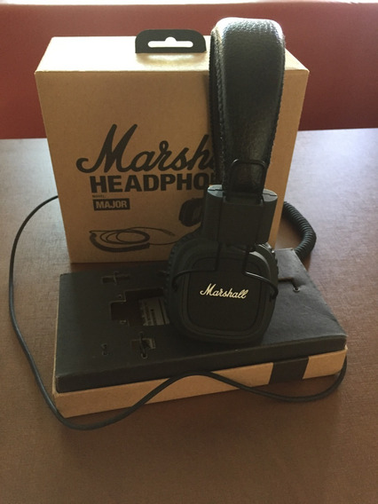 Headphone Marshall Major Fone De Ouvido