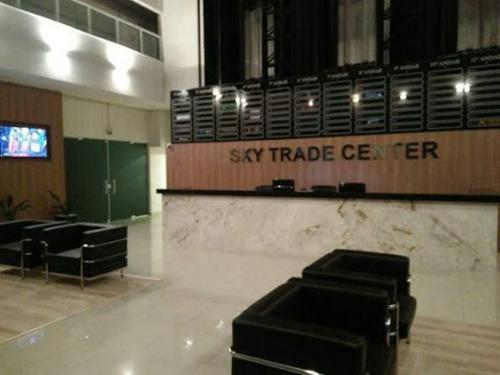 Imagem 1 de 4 de Sala À Venda, 57 M² Por R$ 240.000,00 - Edifício Sky Trade Center - Sorocaba/sp - Sa0022 - 67640024