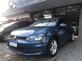 Volkswagen Golf 1.6 Trendline Inmaculado Financio Permuto !!