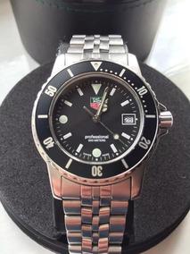 Relógio Tag Heuer Profissional 200mts - Original Na Caixa.