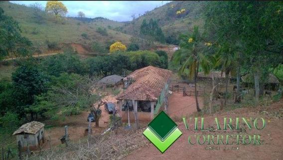 Vendo Ou Troco Fazenda No Vale Do Rio Doce - 97v