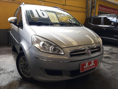 Fiat Idea 1.6 16v Essence Flex 5p 2016