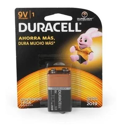 Pila Duracel 9v