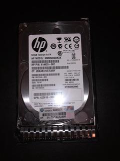659571-001 Compatible HP 500-GB 6G 7.2K NHP SATA HDD