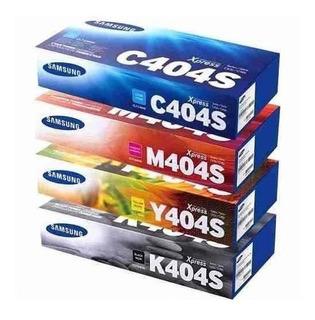 Toner Samsung Clt-k404 C404 M404 Y404 404 Original C/u