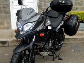 Suzuki Vstrom 650 Abs 2016