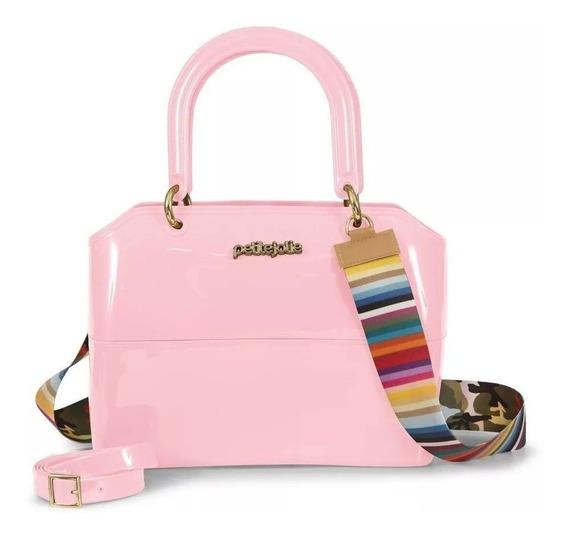 Bolsa Petite Jolie Pj3177 J-lastic Soft Pink - Original