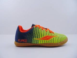 Chuteira Tênis Futsal Indoor Euro Soccer 25-03a