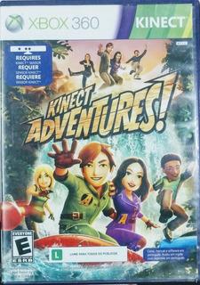 Kinect Adventures Para Xbox 360.