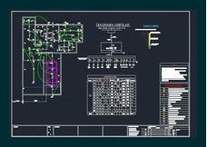 Instalacion, Levantamiento Y Proyecto Eléctrico, Cert. Te1
