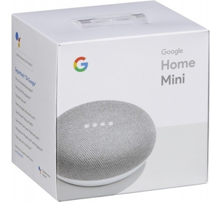 Google Home Mini Asistente De Wi-fi Controlador Bocina Nuevo