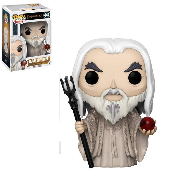 Figura Funko Pop Lord Of The Rings - Saruman 447