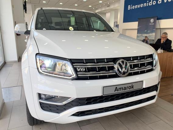 Volkswagen Amarok V6 3.0 Tdi Highline 0km 2020 Vw Hilux 10