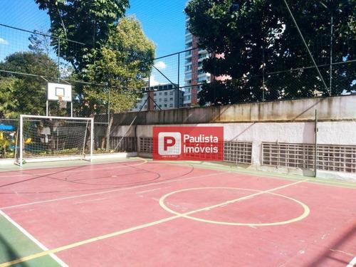 Apartamento Com 3 Dormitórios À Venda, 78 M²  - Campo Belo - São Paulo/sp - Ap9020