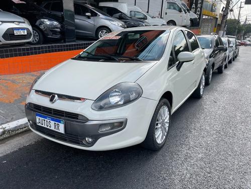 Fiat Punto Essence Sp 1.6 Flex Completo Autos Rr