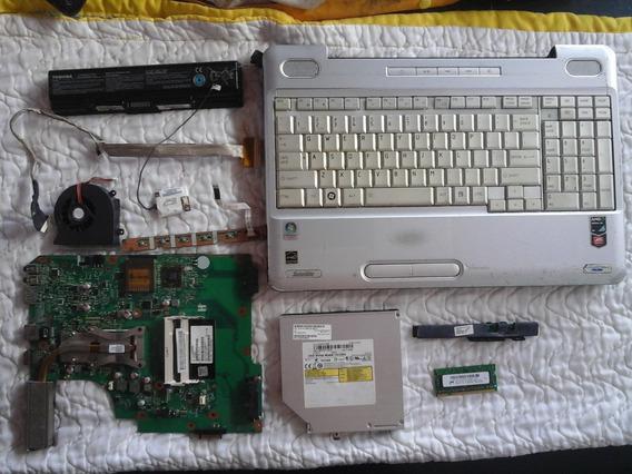 Repuestos De Laptop Toshiba L505d Hay 2 De C/u