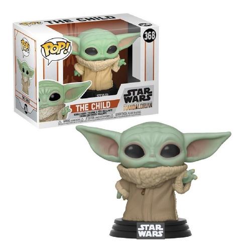 Funko Pop 368 The Child (baby Yoda)