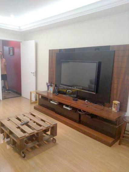 Sobrado Com 3 Dormitórios À Venda, 130 M² Por R$ 600.000 - Tatuapé - São Paulo/sp - So1211