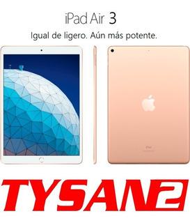 Apple iPad Air 3 64 Gb Wi-fi Garantia Nuevas En Stock Ya!!!!