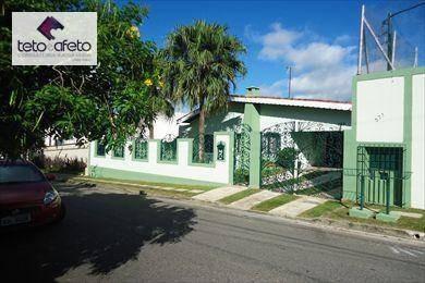 Casa Residencial À Venda, Nova Gardênia, Atibaia - Ca0261. - Ca0261