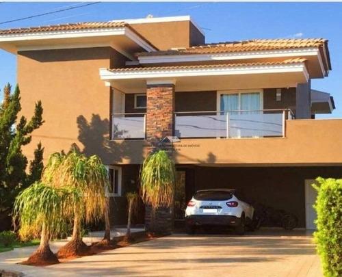 Imagem 1 de 21 de Casa Em Condomínio À Venda Residencial Gaivota I São José Do Rio Preto/sp - 2021431
