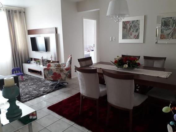 Apartamento Em Campinas, São José/sc De 69m² 3 Quartos À Venda Por R$ 250.000,00 - Ap240672