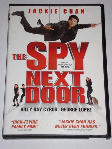 The Spy Next Door - Jackie Chan Original Usada Dvd El Espía
