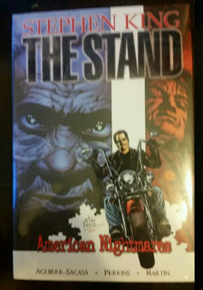 Hq The Stand - Stephen King Capa Dura