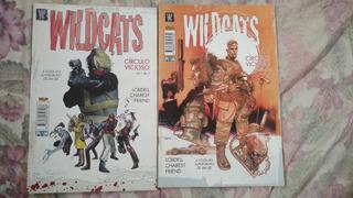 Wildcats Círculo Vicioso - Completa 2 Hq