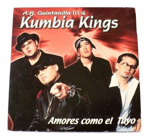 Kumbia Kings Amores Como El Tuyo Cd Sencillo 2003 Emi Music   Mercado Libre