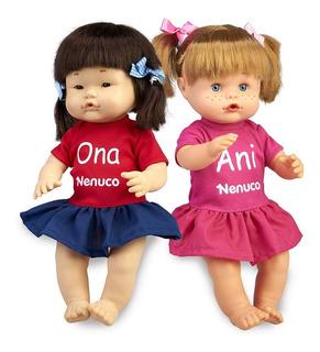 Nenuco Muñecas Ani Y Ona Protagonistas Canal Casi Bebés