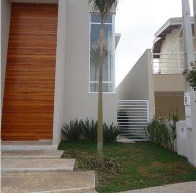 Casa Residencial À Venda, Condomínio Fiorella, Valinhos. - Ca0730