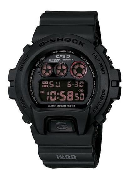Relógio Casio G-shock Dw-6900ms-1dr 1ano De Garantia Casio
