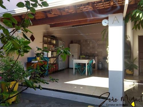 Casa Sao Francisco, Ca00366, Catanduva, Joao Miguel Corretor De Imoveis, Venda De Imoveis - Ca00366 - 68091476