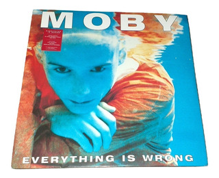 Moby - Everything Is Right (vinilo, Lp, Vinil, Vinyl)