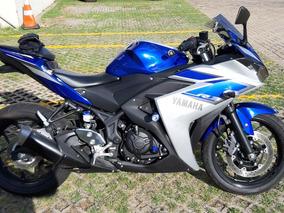 Yamaha Yamaha R3 2016