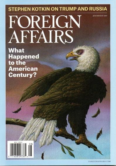 Foreign Affairs - Politica E Economia Em Revista Impressa