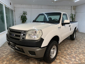 Ford Ranger Pickup Xl Extreamadamente Impecable Preciosa A/a