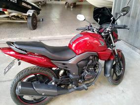 Honda Invicta 150 Usada 2015 11500km
