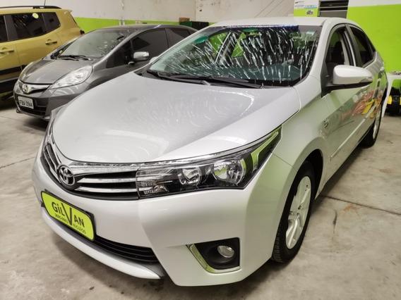 Toyota Corolla Gli 1.8 Automatico Completo