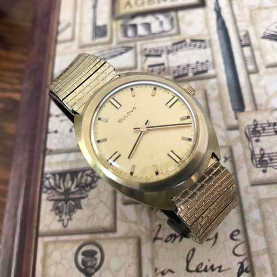 Reloj Bulova Cuerda Antiguo