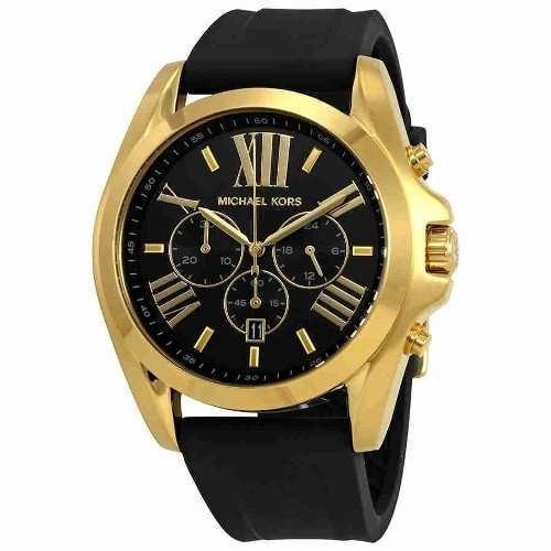 Relógio Michael Kors Original Puls. Silicone Mk8578/8pn Lc
