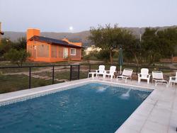 Cabañas Punto Serrano, Carpinteria, San Luis A 7 Km.de Merlo