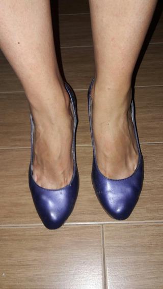 Zapatos Charol Sarkany Violeta 39