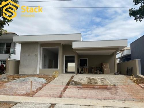 Imagem 1 de 24 de Casa Para Venda Condomínio Reserva Da Serra,jundiaí. - Ca01832