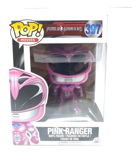 Funko Pop N°397 Power Rangers Ranger Rosa Sumun