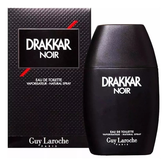 Perfume Drakkar Noir Guy Laroche 200ml Lacrado Original